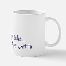 DeafListen Mug