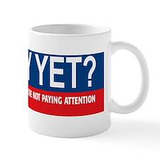 Sorry yet - Anti-obama Mug