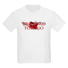 TRINIDAD and TOBAGO Kids T-Shirt