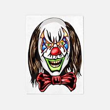 evil_clowns_018 5'x7'Area Rug