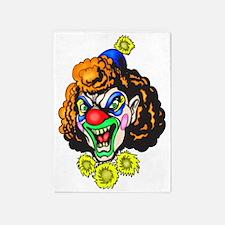 evil_clowns_006 5'x7'Area Rug