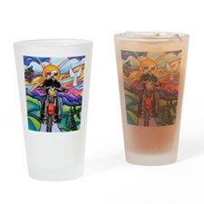 MP--MC-CountryRoad-MW2B Drinking Glass
