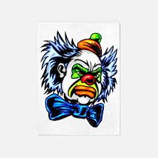 evil_clowns_040 5'x7'Area Rug