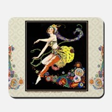 Laptop-ArtDecoPogany-Dancer Mousepad