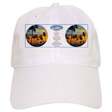 Sea SF2OZ mug Baseball Cap