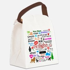 Twi Mem iPad2 Canvas Lunch Bag