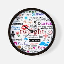Twi Mem iPad2 Wall Clock