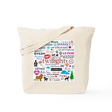 Twi Mem iPad2 Tote Bag