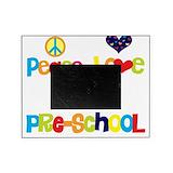 Preschool Picture Frames