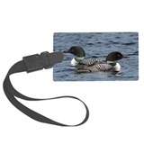 Loon Luggage Tags