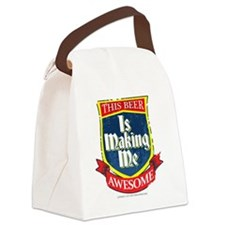 makingmeawesome Canvas Lunch Bag