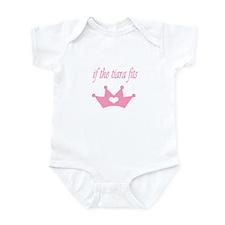 Tiara Girls Infant Bodysuit