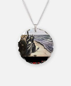planet of the apes welcome h Necklace