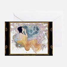 Laptop-Packer Azurea-ADA Soft Skin Greeting Card