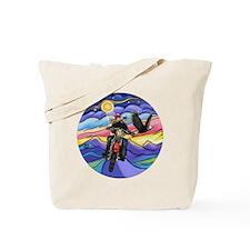 Round2-NB--MC-Country Angel -MW2 Tote Bag