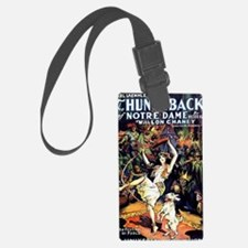 Hunchback_of_Notre_DameBIG BEST Luggage Tag