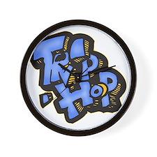 trip-hop Wall Clock