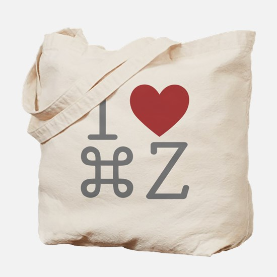 commanZ Tote Bag