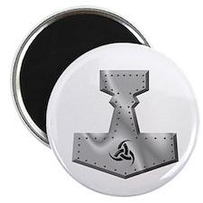 "Steel Hammer 2.25"" Magnet (10 pack)"