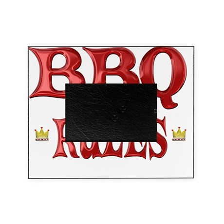 BBQ Picture Frame