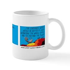 thefloorislava Mug