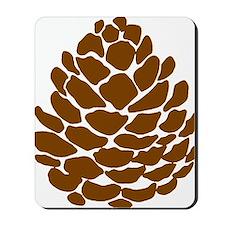 Pine cone Mousepad