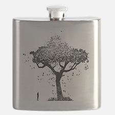 Tree Of Ash Flask