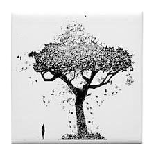 Tree Of Ash Tile Coaster