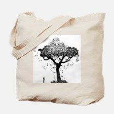 Tree Of Ash Tote Bag