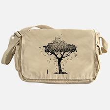 Tree Of Ash Messenger Bag
