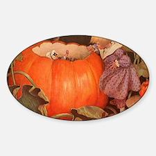 Peter, Peter Pumpkin Eater Print Decal