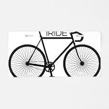 iRIDE Aluminum License Plate