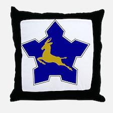 8x10-SAAF_Insiginia_177 Throw Pillow