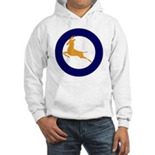 7x7-Roundel_of_the_SAAF_1947_195 Jumper Hoody