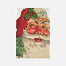 Santa Claus Rectangle Magnet