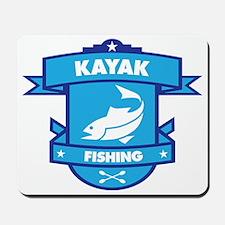 Kayak Fishing Mousepad