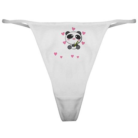 panda-cub3 Classic Thong