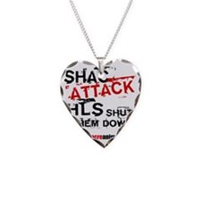 shac-white-01 Necklace