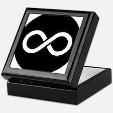 Infinity Keepsake Box