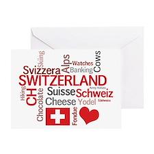 Switzerland2tilt Greeting Card