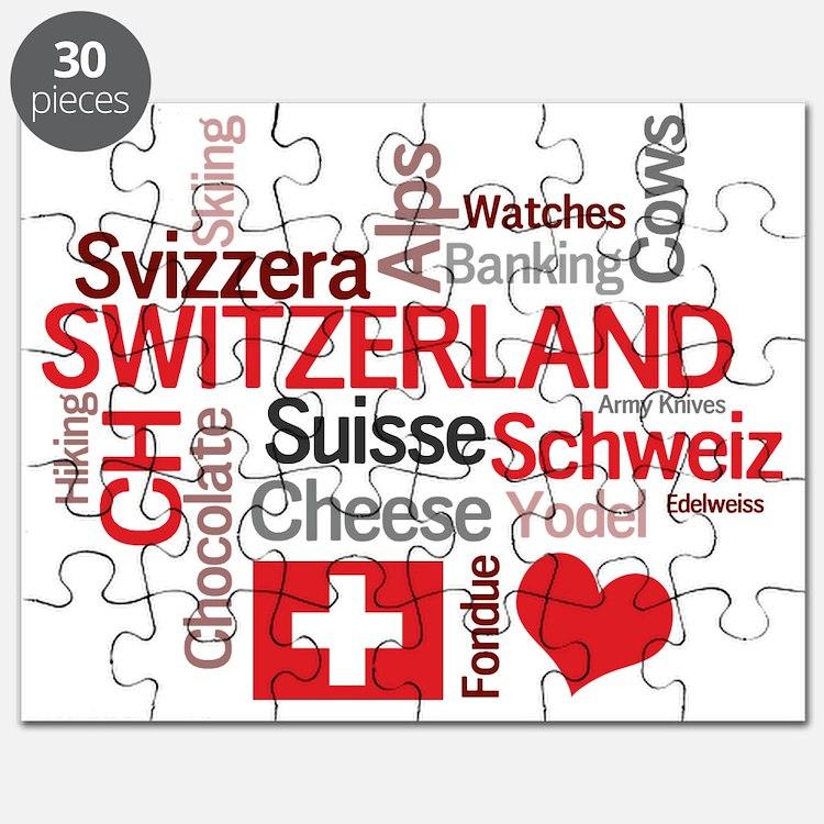 Switzerland2tilt Puzzle