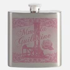 mme-la-guillotine-pink_13-5x18 Flask