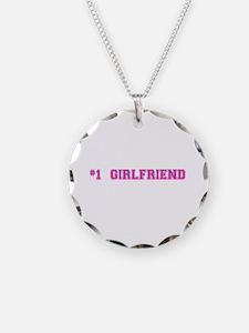 #1 Girlfriend Necklace