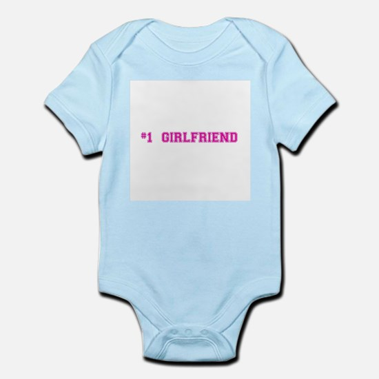 #1 Girlfriend Body Suit