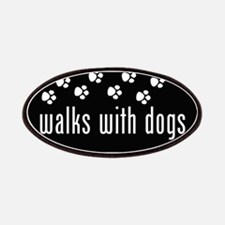 Funny Dog Patches