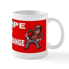 no hope bumper sticker Mug
