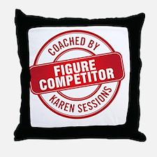 KS-CBKS-Logo Throw Pillow