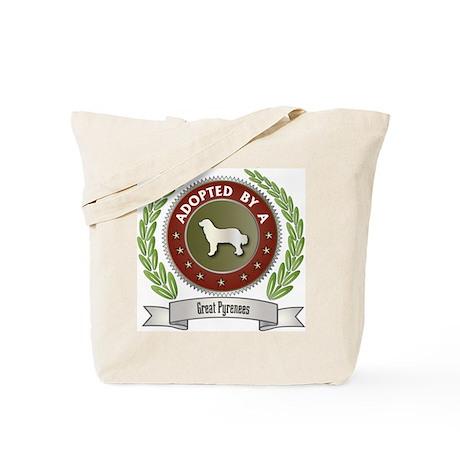Pyrenees Adopted Tote Bag