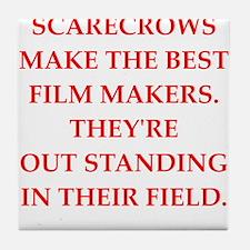 film maker Tile Coaster
