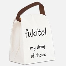 fukitol 1 Canvas Lunch Bag